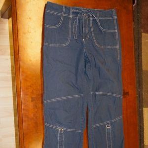 Prana pants, lightweight, size med